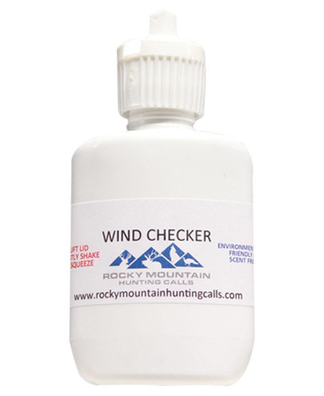 Wind Checker Puder